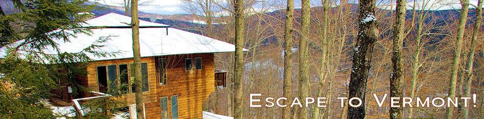 Burlington vermont cabins for Vermont mountain cabins